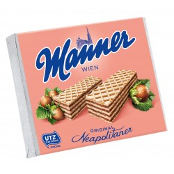 Manner orieškové  | 75g